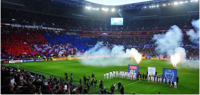 Les cinq meilleurs stades de l'Euro 2016