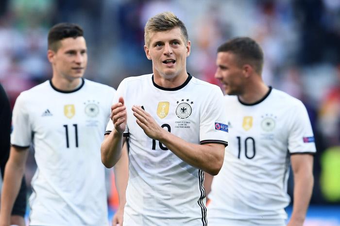 Euro 2016, présentation des quarts de finale