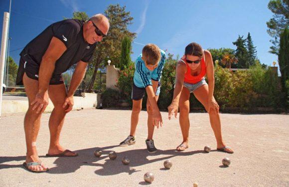 Camping Le Parc (Var) : activités pour tous les goûts et tous les âges !