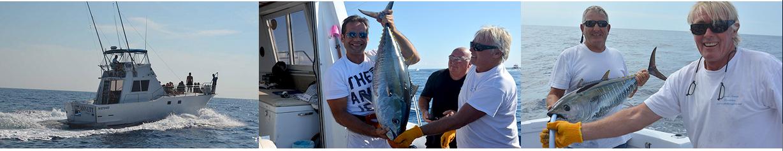 Pêche hauturière sur l'Annett avec le capitaine Thierry